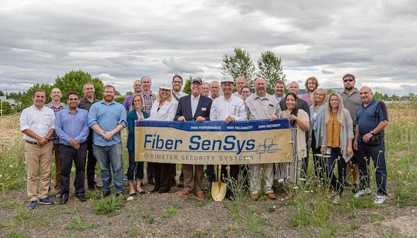Fiber SenSys, Inc. Breaks Ground on New Facility